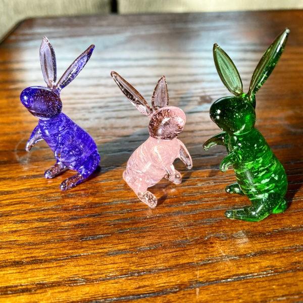 Glass Bunny